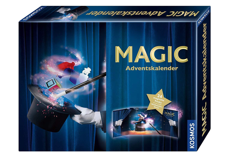 Adventskalender Magic 2018 - Kosmos 69885 - Zauber Weihnachtskalender - NEU