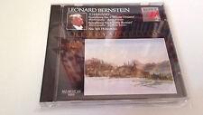 "LEONARD BERNSTEIN ""TCHAIKOVSKY SYMPHONIES N 1 & 2"" CD 8 TRACKS COMO NUEVO"