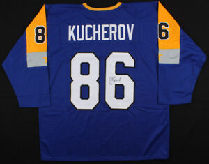 Nikita Kucherov Signed Tampa Bay Lightning NHL All Star Jersey  (JSA ... db1b8310b