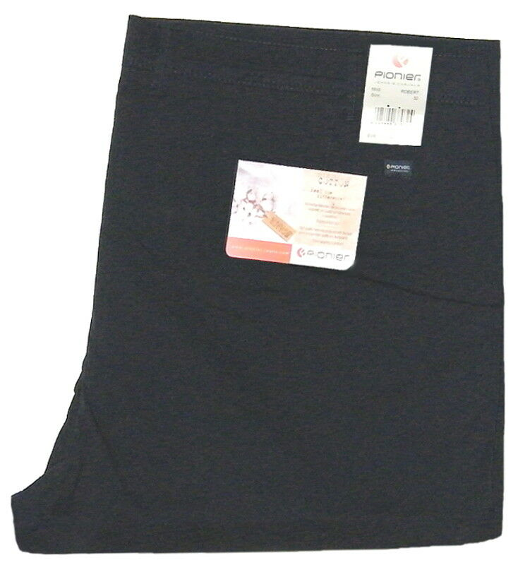 PIONIER ROBERT W56 L34 ( 36 deutsch ) STRETCH SOMMERHOSE blue 5684.66.1B -2.Wahl