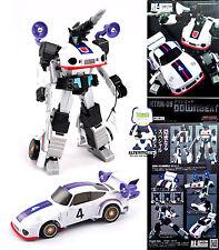Transformers Masterpiece MTRM-09 MakeToys Downbeat aka MP Jazz (Mister) MISB