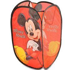 Micky Mouse  - Disney Kids Pop up Toy Storage / Room Tidy / Laundry Bag