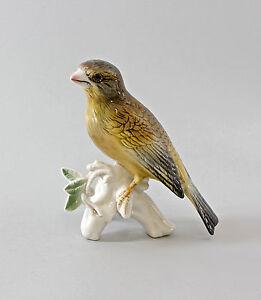 Creative Porcelain Figure Bird Grünfink Ens H13cm 9997649 Be Novel In Design Ceramics & Porcelain