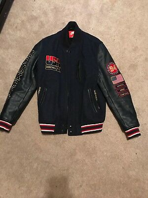 Nike Destroyer Jacket - Size M RARE TEAM USA VARSITY JACKET 34073f5a6
