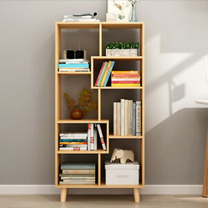Image Is Loading Bookshelf Bookcase Storage Unit Chest Shelf Cupboard Cabinet