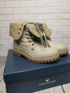 Tom-TAILOR-WINTER-BOOTS-Size-4