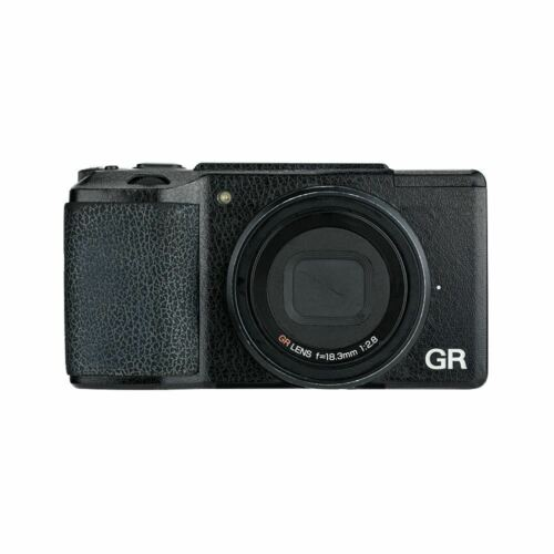 JJC KS-GR2L Anti-Scratch Camera Protective Skin Cover Film for Ricoh GR II