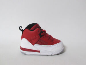 152461c22a4e Nike Air Jordan Spizike Red White Black Grey TD Toddler Sz 5 317701 ...