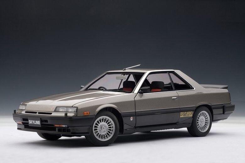 punto de venta Autoart 77428 - 1 18 18 18 Millennium Nissan Skyline hardtop 2000 Turbo Intercooler RS  marcas de moda