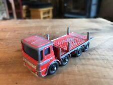 Repro Box Matchbox 1:75 Nr.10 Pipe Truck