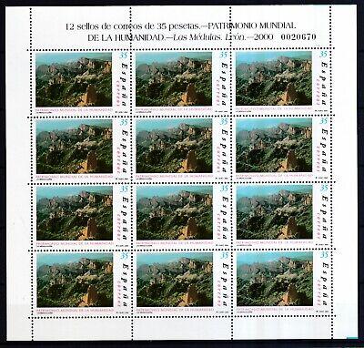 Diskret Spanien 2000 Postfrisch Unesco-welterbe Minr 3562-3564 Briefmarken