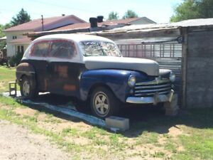 Ford 1947 $ 2250.00