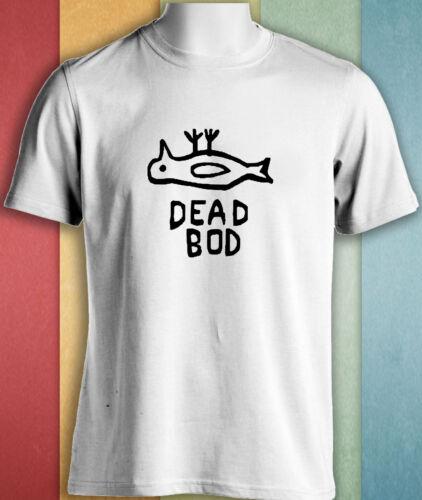 Funny Dead Bod Hull Dockyard Graffiti Short Sleeve T-Shirts-343