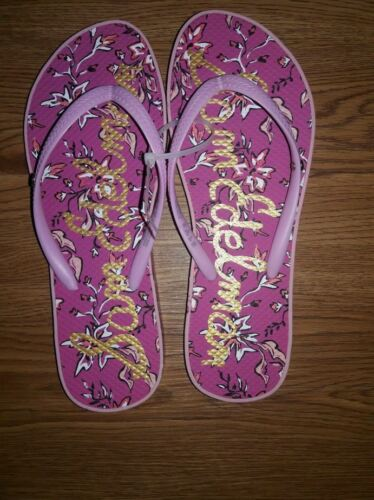 NEW Sam Edelman Evans Thong Sandals Choose Size//Color