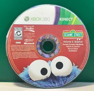 Kinect-Sesame-Street-TV-Volume-2-science-Microsoft-Xbox-360-DISC-ONLY-13857