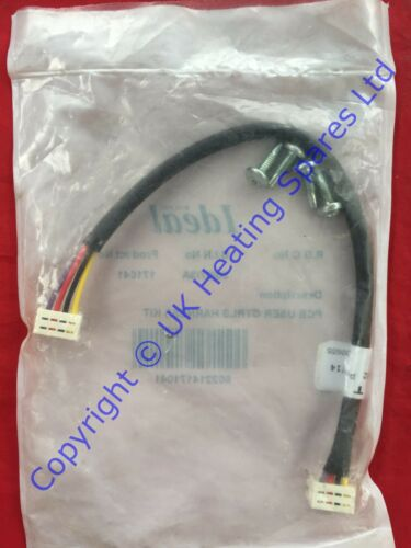 Ideal Esprit 2 HE24 HE30 /& HE35 Boiler User Control PCB Harness Kit 171041