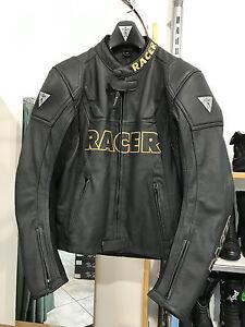 Motorrad-Jacke-RACER-Toho-Leder-Gr-50