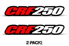 AMR Racing Honda CRF 250 Swingarm Graphic Kit Number Plate Decal Sticker Part