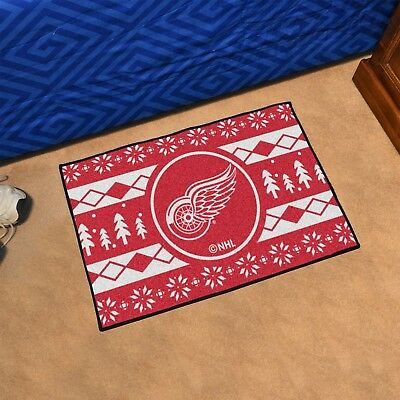 Detroit Red Wings Holiday Sweater