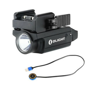 Olight-PL-MINI-2-Valkyrie-600-Lumen-Rechargeable-Compact-Tactical-Pistol-Light