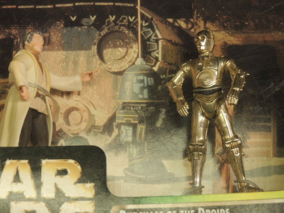 STAR WARS- PURCHASE OF THE DROIDS (1997)