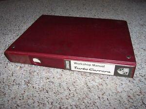 porsche 997.2 workshop manual
