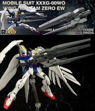 Queen DREI ZWERG Intensify Weapon for Bandai RG 1/144 XXXG-00W0 Wing Gundam Zero