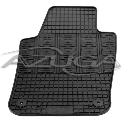 VW Polo Typ 6R 6//2009-9//2017//Fabia III Gummi Fußmatten Automatten Gummimatten f