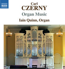 Czerny / Quinn - Organ Music [New CD]