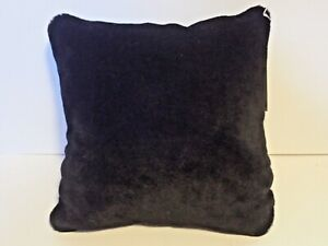 09548-Black-Decorative-Throw-Pillow-Soft-Faux-Fur-Handmade-Square-Cushion-14-034