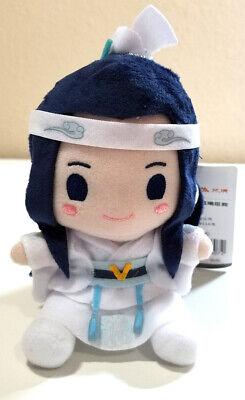 OFFICIAL Jin Zixuan Mini Keychain Plush Doll MDZS MO DAO ZU SHI