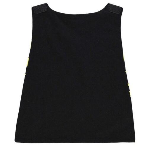 Ragazzi DC COMICS Nero Batman Cape manica corta T-shirt Girocollo T-Shirt Top
