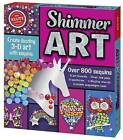 Shimmer Art by Editors of Klutz (Mixed media product, 2016)
