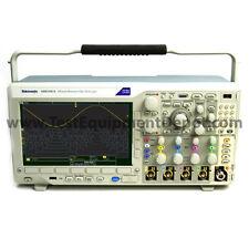 Tektronix Mdo3014 100 Mhz Mixed Domain Oscilloscope 4 Analog Ch