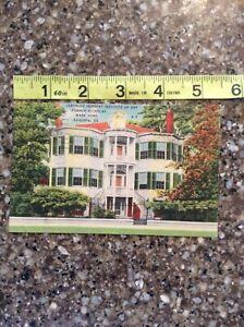 The-Nicholas-Ware-Home-Augusta-Georgia-Vintage-Postcard-1953-Post-Card