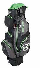 Bennington Cartbag QO 14 Waterproof - black/grey/lime - Neuheit!