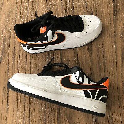 104 10 823511 Force A573g Black NewEbay Orange Nike Size Air White Men's 5 07 1 Lv8 KJFcu3lT1