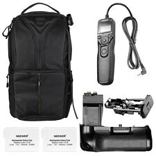 Neewer Camera Accessories Kit for Canon Rebel T2i T3i T4i T5i SLR Cameras