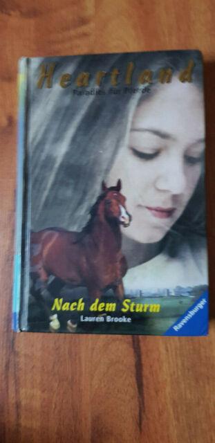 RAVENSBURGER-Heartland-Paradies für Pferde-Nach dem Sturm-Lauren Brooke