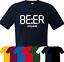 Beer O Clock T Shirt Fun Birthday Fathers Day Joke Novelty gift present alcohol