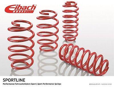 Eibach Sportline Lowering Springs Seat Leon Mk2 FR 11//06 /> Cupra R Cupra
