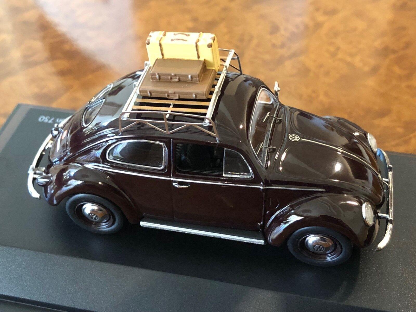 Schuco 1 43 43 43   VW Kafer - Beetle Split Window  Summer 1951    SHU00726 a43fd3
