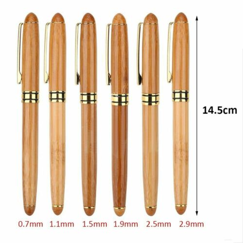 und schreibwaren meißel hat bambus federhalter breite. kunst schreiben papier