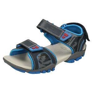 35dbba914c67 Clarks Boys Sandals - Zalmo Go