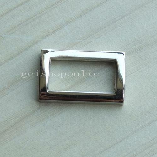 5 10 25 Rectangle Dee Ring D webbing Belt ribbon buckle 50mm 38mm 25mm 18mm UKGB
