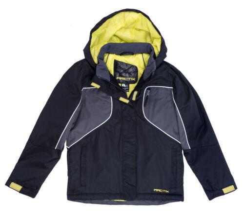Arctix Storm Kids Snow Jacket Black sizes 8 /& 14 *New*
