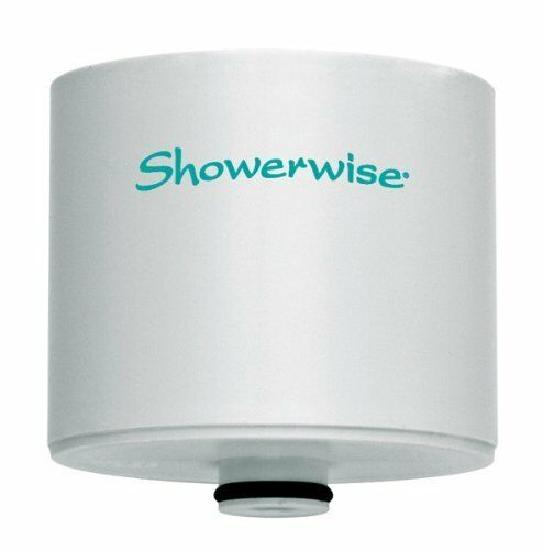 Showerwise Filters Replacement Cartridge for Showerwise Deluxe Shower Filtration
