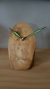 Handmade-wooden-clock