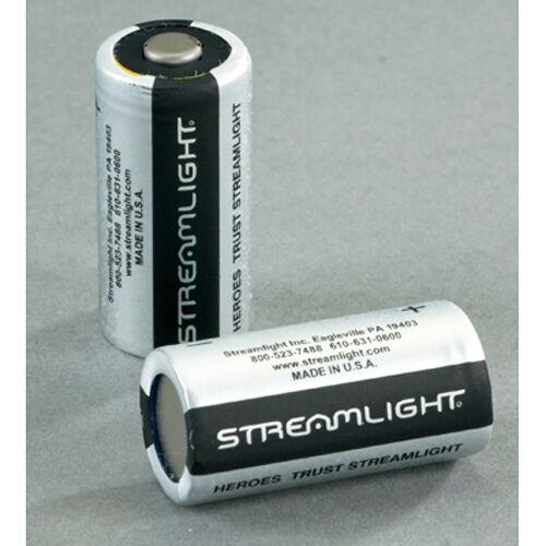 Streamlight Cr123a 3v Lithium Batterien 2er Pack #85175