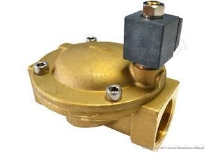 Solenoid-valve-CEME-8620-NC-2-1-2-034-10-bar-with-coil-230V-50Hz